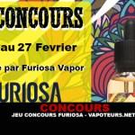 РЕЗУЛЬТАТЫ: Конкурс Furiosa Vapor / Vapoteurs.net