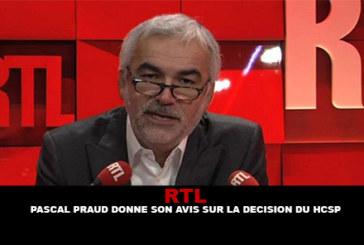 RTL: פסקל פראוד נותן דעתו על החלטת HCSP.