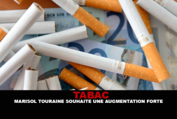 """TOBACCO: Marisol Touraine wants a """"strong"""" increase."""