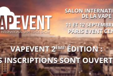 VAPEVENT - PARIS EVENT CENTER