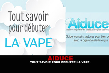 AIDUCE: Know everything to start the vape.