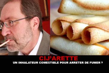 CIJARETE: משאף אכיל להפסיק לעשן?