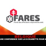 BELGIUM: A conference on the e-cigarette for May.