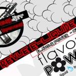 Revue E-Liquide #222 – FLAVOUR POWER – GAMME (FR)
