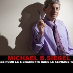 Michael B.Siegel: A place for the e-cigarette in smoking cessation.