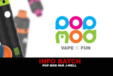 INFO BATCH : Pop Mod (Jwell)