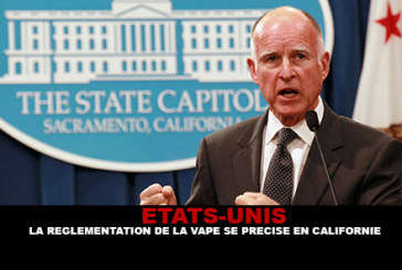 USA: The regulation of the vape is clarified in California.