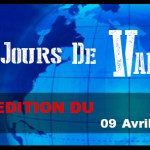 7 JOURS DE VAPE : Edition du 9 Avril 2016