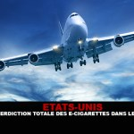 UNITED STATES: No total ban on e-cigarettes on planes!