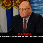 CANADA: Chief Medical Officer of Health does not want to encourage e-cigarettes!