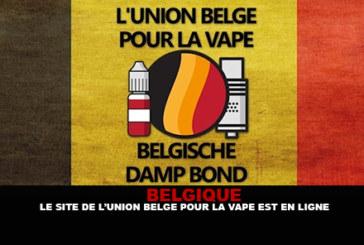 BELGIO: Il sito web dell'Unione belga per lo svapo è online!