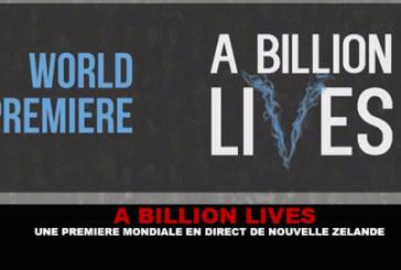 A MILLIARDE LEBEN: Eine Weltpremiere live aus Neuseeland!