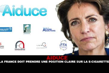 AIDUCE : La France doit prendre une position claire !