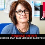"FRANCIA INTER: Anne Borgne era nel programma ""Carnet de santé"""