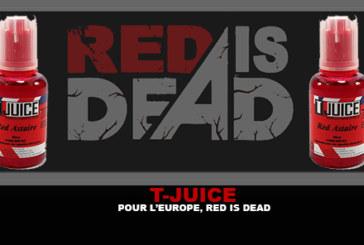 T-JUICE: לאירופה האדום מת!