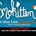 SMOKITTEN: יישום המשחקים להפסיק לעשן!
