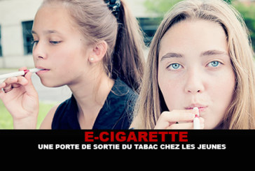 E-CIGARETTE: A way out of tobacco among teens!