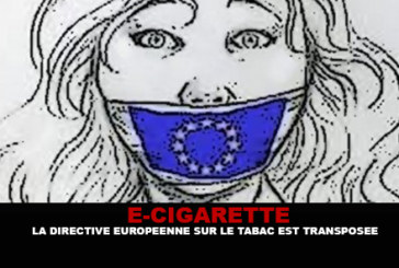 E-SIGARETTA: la direttiva europea sul tabacco è recepita.