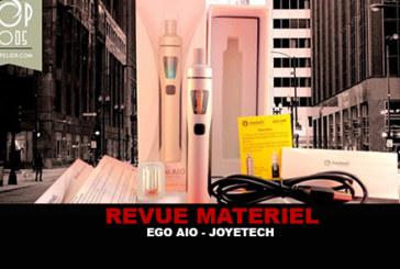 RECENSIONE: EGO AIO BY JOYETECH