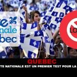 QUEBEC : La fête nationale est un premier test pour la loi 44.