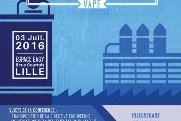 CONFERENCE FIVAPE – LILLE (FRANCE)