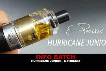 BATCH INFO: Hurricane Junior (E-Phoenix)