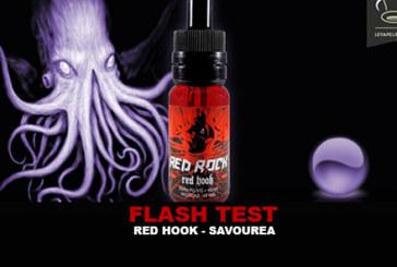 סקירה: אדום Hook (אדום ROCK טווח) על ידי SAVOUREA
