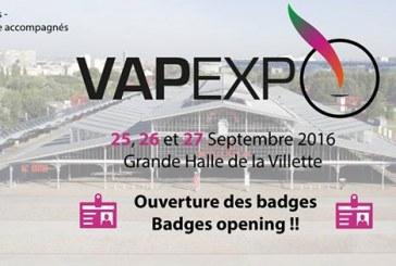 VAPEXPO – PARIS (FRANCE)