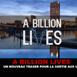 A BILLION LIVES: A new teaser for the US release.