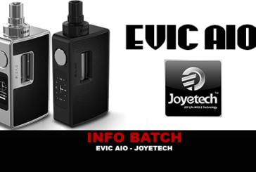 INFORMAZIONI SULLE LOTTE: Evic Aio (Joyetech)