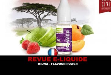 REVUE : KILWA PAR FLAVOUR POWER