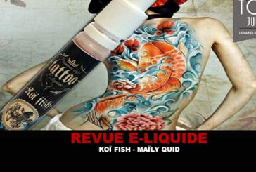 REVIEW: KOÏ FISH BY MAÏLY-QUID
