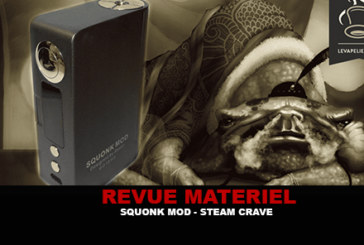 RECENSIONE: SQUONK MOD BY STEAM CRAVE