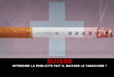 SWITZERLAND: Ban advertising does he lower smoking?