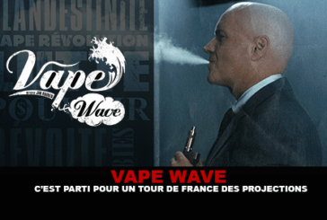 VAPE WAVE: Let's go for a tour of France projections!