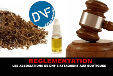 RÉGLEMENTATION : Les associations de DNF s'attaquent aux boutiques.
