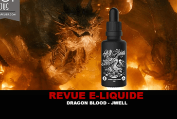 REVUE : DRAGON BLOOD (GAMME ALL SAINTS ) PAR JWELL