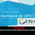 FIVAPE: In search of a name and a sign for vape shops.