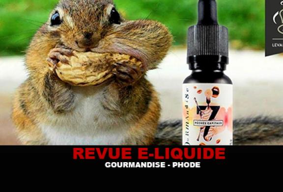 REVUE : GOURMANDISE (GAMME LES 7 PÉCHÉS CAPITAUX) PAR PHODE