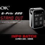מידע נוסף: G-PRIV 220W (Smok)