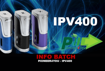 INFO BATCH : IPV400 200W TC (Pioneer4you)