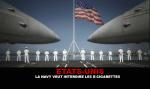 ארצות הברית: הצי רוצה לאסור סיגריות אלקטרוניות!