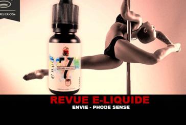 REVISIONE: ENVIE (RANGE THE 7 SINTED CAPITAL) DI PHODÉ SENSE