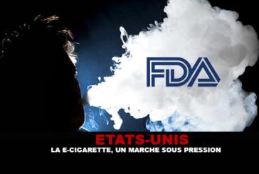 ÉTATS-UNIS : La e-cigarette, un marché sous pression !