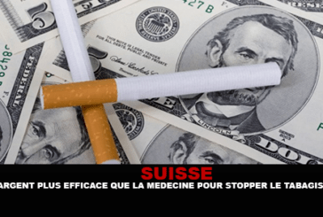 SWITZERLAND: Money more effective than medicine to stop smoking.