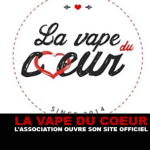 VAPE OF THE HEART: The association opens its official site.