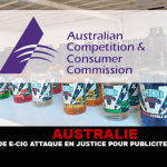 אוסטרליה: ספק סיגריות אלקטרוני תבע פרסום מטעה.