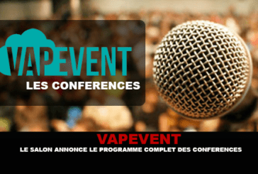 VAPEVENT: תוכנית המסחר מכריזה על תוכנית הכנס המלאה