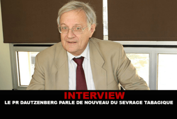 INTERVIEW: Professor Dautzenberg talks again about smoking cessation.