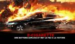 E-CIGARETTE: סוללה מתפוצצת ומגדירה את המכונית באש ...